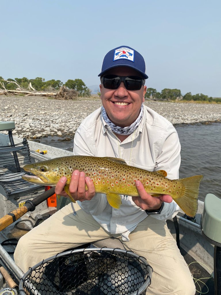 YELLOWSTONERIVERBROWNTROUT